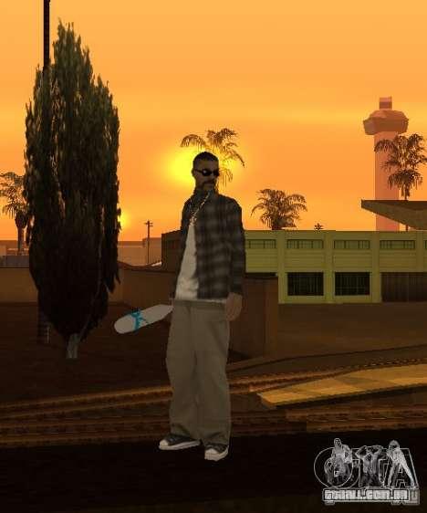 Bat El Coronos v. 1.0 para GTA San Andreas quinto tela