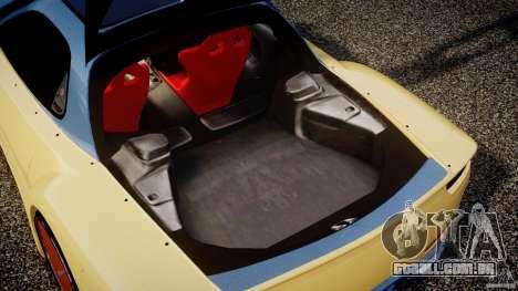 Mazda RX-7 Veilside v0.8 para GTA 4 vista superior