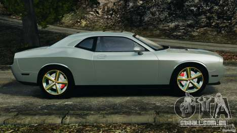 Dodge Challenger SRT8 2009 [EPM] para GTA 4 esquerda vista
