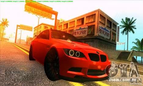 SA_gline 4.0 para GTA San Andreas sétima tela