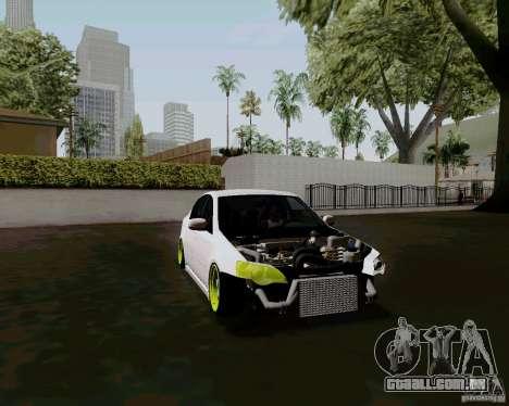 Subaru Legacy JDM para GTA San Andreas