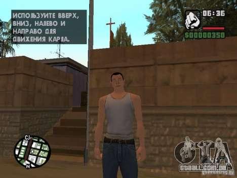 Skin para CJ-Cool guy para GTA San Andreas