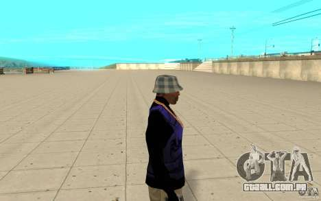 Bronik pele 2 para GTA San Andreas segunda tela