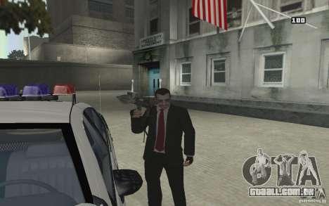 Animação de GTA IV v 2.0 para GTA San Andreas sétima tela