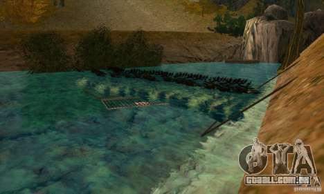 Cruzamento v 1.0 para GTA San Andreas