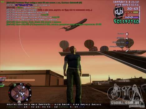 Eloras Realistic Graphics Edit para GTA San Andreas sétima tela
