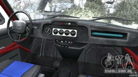 UAZ 31514 comandante v 1.0 para GTA 4 vista direita