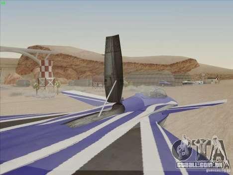 F-15 SMTD para vista lateral GTA San Andreas