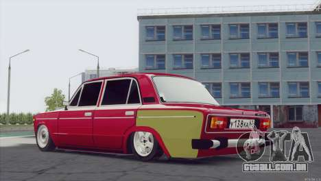 VAZ 2106 Hobo para GTA San Andreas