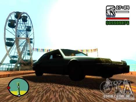 ENBSeries v2 para GTA San Andreas sexta tela