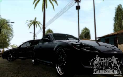 Sa Game HD para GTA San Andreas quinto tela