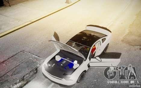 Ford Mustang 2012 Boss 302 v1.0 para GTA 4 vista direita
