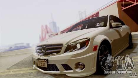 SA Beautiful Realistic Graphics 1.5 para GTA San Andreas sexta tela
