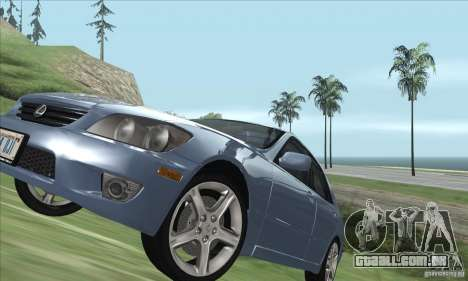 Real ENB Settings v3.0 The End version para GTA San Andreas