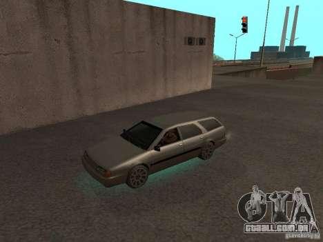Neon mod para GTA San Andreas sexta tela