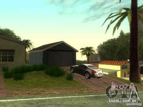 Carros caros na área exclusiva de Los Santos para GTA San Andreas terceira tela