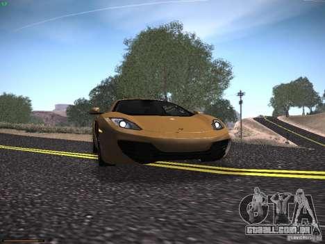 LiberrtySun Graphics ENB v2.0 para GTA San Andreas segunda tela