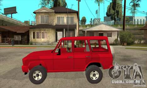ARO 244 para GTA San Andreas esquerda vista