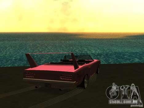 GFX Mod para GTA San Andreas décima primeira imagem de tela