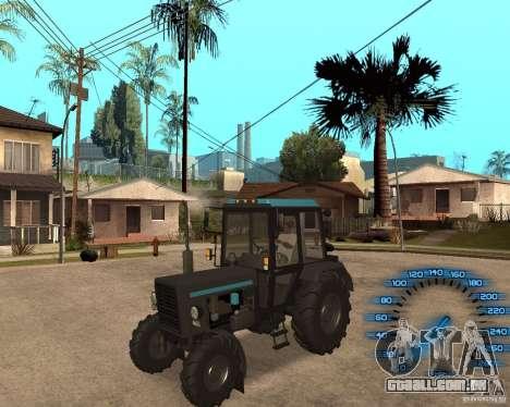 Trator MTZ-80 para GTA San Andreas