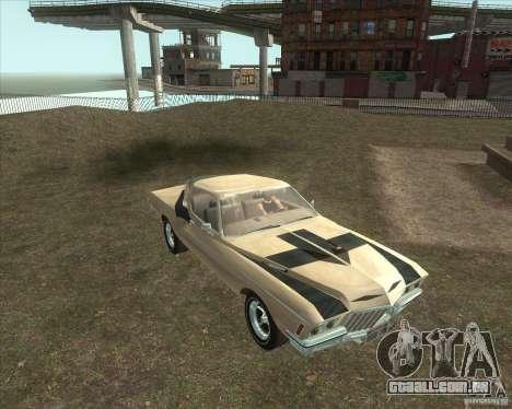 Buick Riviera Boattail 1972 tuned para GTA San Andreas