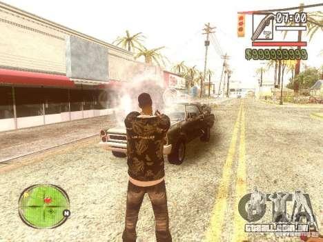 Wild Wild West para GTA San Andreas sétima tela