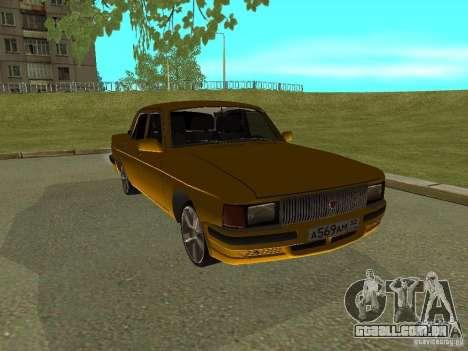 GAZ Volga 3102 para GTA San Andreas