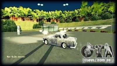 Anel de Roskilde para GTA San Andreas terceira tela