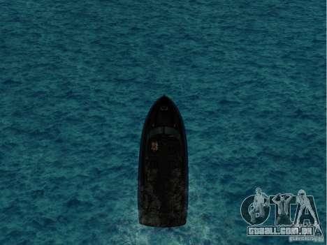 Squalo de Grand Theft Auto IV para GTA San Andreas