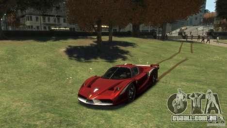 Ferrari FXX Evoluzione para GTA 4