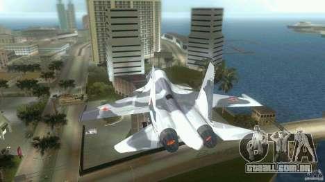 Vice City Air Force para GTA Vice City