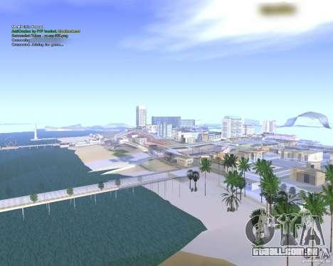Anti-queda para GTA SA: MP [v 2.0] para GTA San Andreas segunda tela