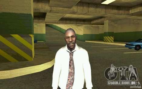 Civil HD para GTA San Andreas