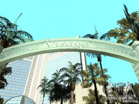 Novas texturas para piratas de casino em Mens para GTA San Andreas por diante tela