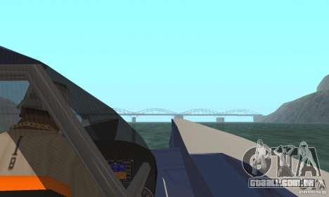 Powerboat para GTA San Andreas