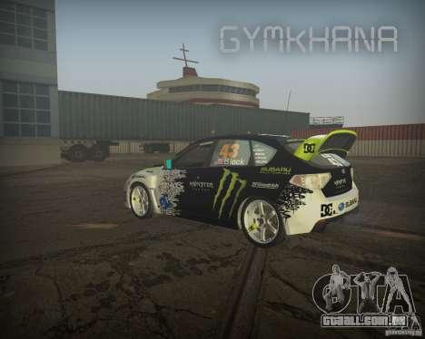 Gymkhana mod para GTA Vice City terceira tela