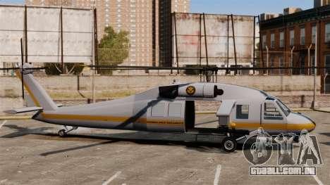 Estados Unidos Departamento de segurança interna para GTA 4 por diante tela