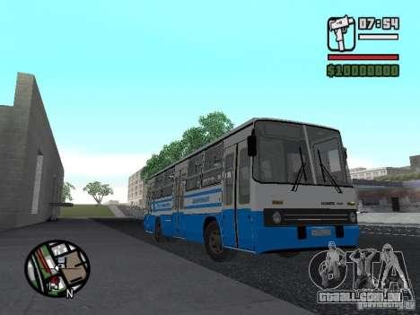 Segurança Ikarus 260 para GTA San Andreas