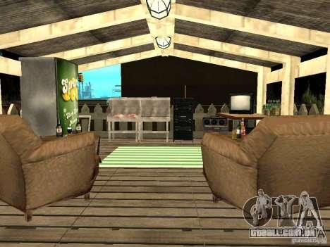 New Grove Street TADO edition para GTA San Andreas twelth tela