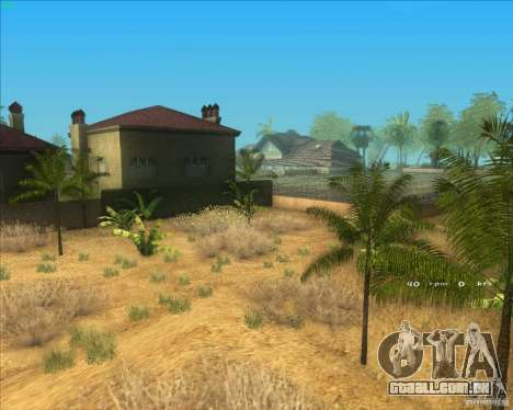 Project Oblivion 2010 HQ SA:MP Edition para GTA San Andreas por diante tela