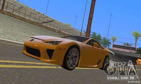 ENBSeries by dyu6 Low Edition para GTA San Andreas oitavo tela