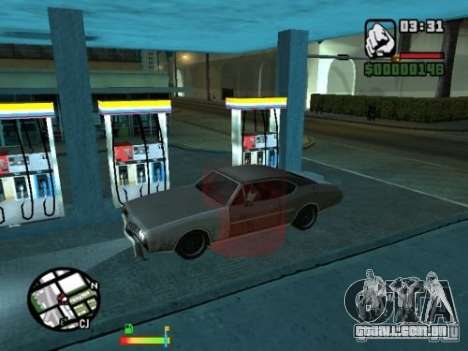 Gasolina para GTA San Andreas