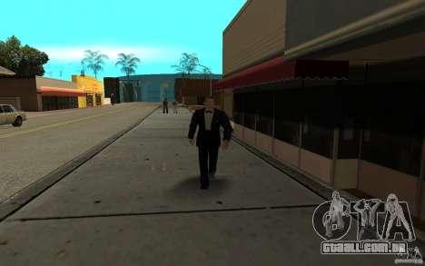 Agente 007 para GTA San Andreas sétima tela