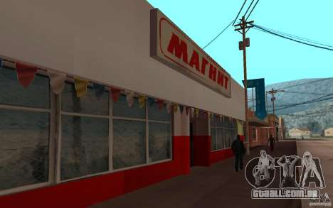 Atualizado Palomino Creek para GTA San Andreas terceira tela