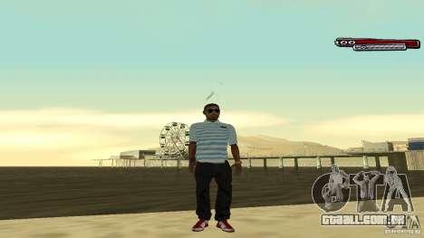 New Latinos para GTA San Andreas quinto tela