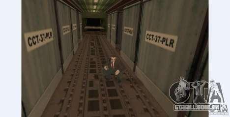Unique animation of GTA IV V3.0 para GTA San Andreas segunda tela