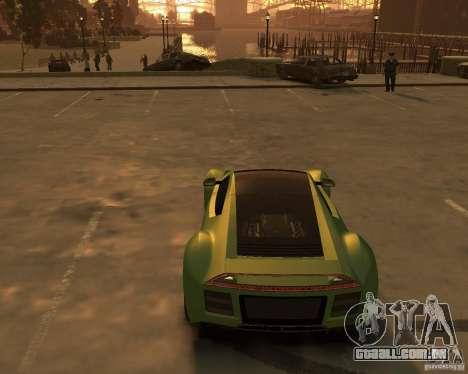 2010 Saleen S5S Raptor para GTA 4 vista direita