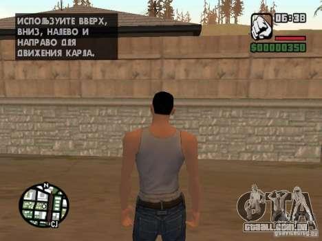 Skin para CJ-Cool guy para GTA San Andreas segunda tela