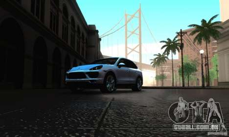 ENBSeries by dyu6 v4.0 para GTA San Andreas
