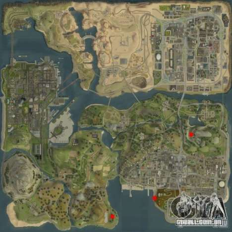 Dinosaurs Attack mod para GTA San Andreas décima primeira imagem de tela